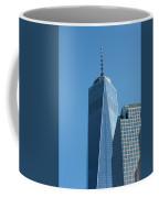 The One World Trade Centre Or Freedom Tower New York City Usa Coffee Mug