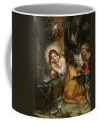 The Penitent Mary Magdalene Visited By The Seven Deadly Sins Coffee Mug