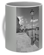 The Promenade At Barton Marina Coffee Mug