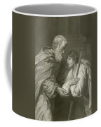 The Return Of The Prodigal Son Coffee Mug