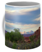 The Shining Mountains Coffee Mug