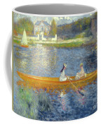 The Skiff Coffee Mug