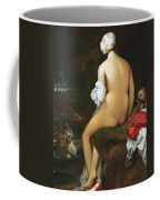 The Small Bather Coffee Mug