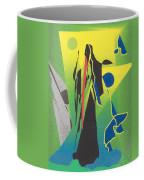 The Time Reaper Coffee Mug