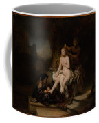 The Toilet Of Bathsheba Coffee Mug