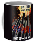 The United Nations Fight For Freedom Coffee Mug