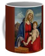 The Virgin And Child Coffee Mug