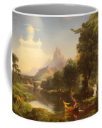 The Voyage Of Life - Youth Coffee Mug