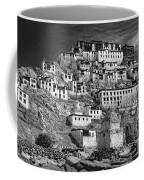 Thiksey Monastery Coffee Mug
