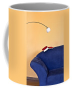 Time To Read Coffee Mug by Joana Kruse