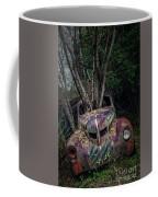 2 Ton Flower Pot Coffee Mug