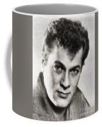 Tony Curtis, Vintage Hollywood Legend Coffee Mug