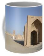 Towers Of Silence. Yazd, Iran Coffee Mug