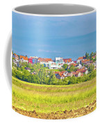 Town Of Vrbovec Landscape And Architecture Coffee Mug