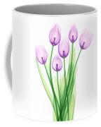 Tulips, X-ray Coffee Mug