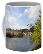 Turkey Creek In Palm Bay Florida Coffee Mug