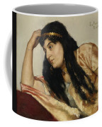 Turkish Woman Coffee Mug