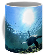 Turtles View Coffee Mug