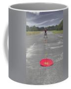 Umbrella Coffee Mug by Joana Kruse