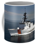 U.s. Coast Guard Cutter Waesche Coffee Mug