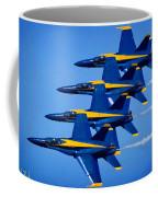 Us Navy Blue Angels Coffee Mug