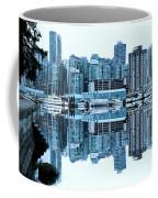Vancouver Skyline Canada Coffee Mug
