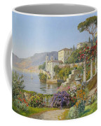 View Of A Lake In The South Coffee Mug