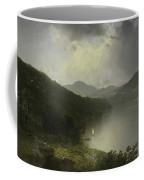 View On The Hudson Coffee Mug