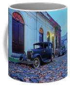 Vintage Cars In Colonia Del Sacramento, Uruguay Coffee Mug