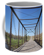 Vintage Steel Girder Bridge Coffee Mug