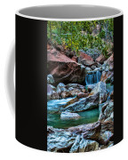 Virgin River Zion  Coffee Mug