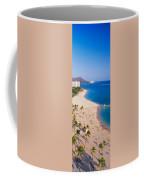 Waikiki Beach And Diamond Head Coffee Mug