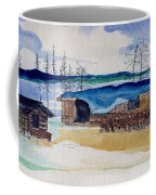 Wein Lake Sportsman's Lodge Coffee Mug