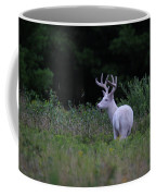 White Buck Coffee Mug