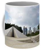 White City Statue, Tel Aviv, Israel Coffee Mug