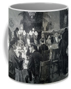 White House: State Dinner Coffee Mug