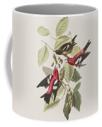 White-winged Crossbill Coffee Mug