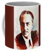 William Powell, Hollywood Legend Coffee Mug