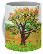 Willow Tree, Painting Coffee Mug