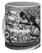 Wilma Rudolph (1940-1994) Coffee Mug by Granger