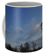 Windmill At Dusk Coffee Mug