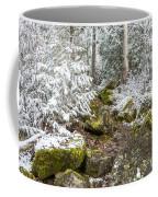 Winter Scene Coffee Mug