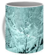 Winter Wonderland In Switzerland Coffee Mug