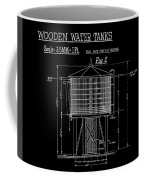 Wooden Water Tanks Coffee Mug