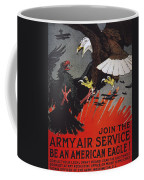 World War I: Air Service Coffee Mug by Granger