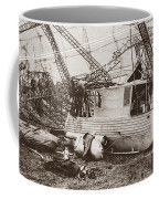 World War I: Zeppelin Coffee Mug