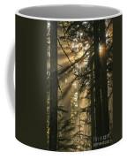 Sunburst Rainbow Coffee Mug