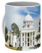Facade Of A Government Building Coffee Mug