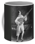 Rudolph Valentino Coffee Mug by Granger