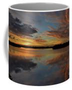 20- Sunset At Burnt Bridge Coffee Mug